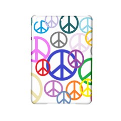 Peace Sign Collage Png Apple Ipad Mini 2 Hardshell Case by StuffOrSomething