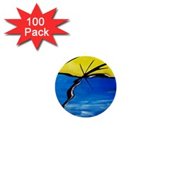 Spring 1  Mini Button (100 Pack)