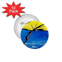 Spring 1 75  Button (10 Pack)