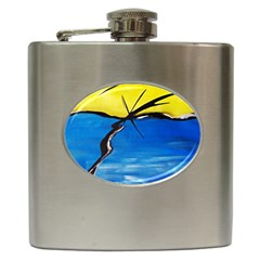Spring Hip Flask by Siebenhuehner