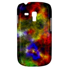 Deep Watercolors Samsung Galaxy S3 Mini I8190 Hardshell Case by Colorfulart23