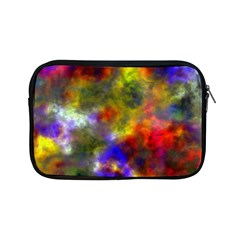 Deep Watercolors Apple Ipad Mini Zippered Sleeve