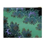Celtic Symbolic Fractal Cosmetic Bag (XL) Back