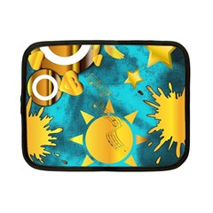 Musical Peace  Netbook Sleeve (small)