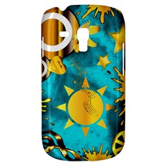 Musical Peace  Samsung Galaxy S3 Mini I8190 Hardshell Case by StuffOrSomething