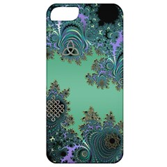Celtic Symbolic Fractal Apple Iphone 5 Classic Hardshell Case