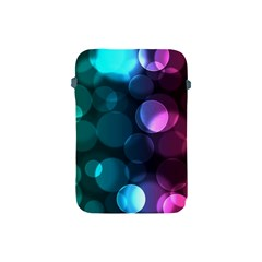 Deep Bubble Art Apple Ipad Mini Protective Sleeve by Colorfulart23
