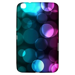 Deep Bubble Art Samsung Galaxy Tab 3 (8 ) T3100 Hardshell Case  by Colorfulart23