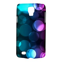 Deep Bubble Art Samsung Galaxy S4 Active (i9295) Hardshell Case by Colorfulart23