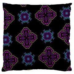Black Beauty Large Cushion Case (two Sided)  by Contest1852090