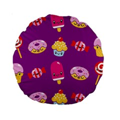 Sweet Dreams 15  Premium Round Cushion  by Contest1771648