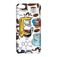 Just Bring Me Coffee Apple Ipod Touch 5 Hardshell Case With Stand by StuffOrSomething