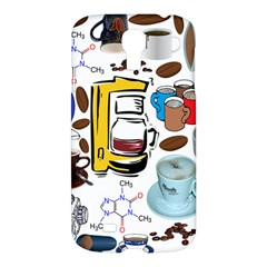 Just Bring Me Coffee Samsung Galaxy S4 I9500/i9505 Hardshell Case by StuffOrSomething