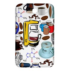 Just Bring Me Coffee Samsung Galaxy Tab 3 (7 ) P3200 Hardshell Case  by StuffOrSomething