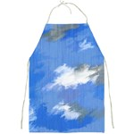 Abstract Clouds Apron Front