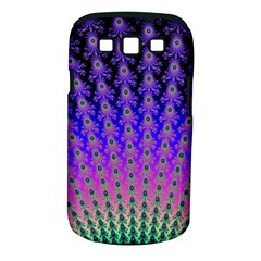 Rainbow Fan Samsung Galaxy S Iii Classic Hardshell Case (pc+silicone) by UROCKtheWorldDesign