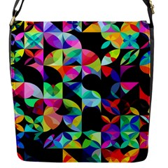 A Million Dollars Flap Closure Messenger Bag (small) by houseofjennifercontests