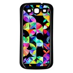A Million Dollars Samsung Galaxy S3 Back Case (Black) Front
