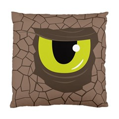 Monster Eye Cushion Case (single Sided)