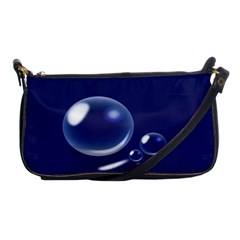 Bubbles 7 Evening Bag by NickGreenaway