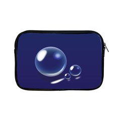Bubbles 7 Apple Ipad Mini Zippered Sleeve by NickGreenaway