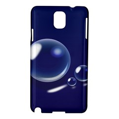 Bubbles 7 Samsung Galaxy Note 3 N9005 Hardshell Case