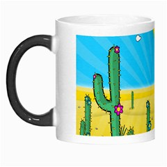 Cactus Morph Mug by NickGreenaway
