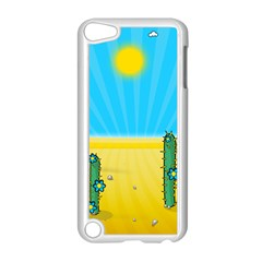 Cactus Apple Ipod Touch 5 Case (white) by NickGreenaway