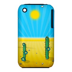 Cactus Apple Iphone 3g/3gs Hardshell Case (pc+silicone)
