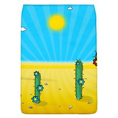 Cactus Removable Flap Cover (large) by NickGreenaway