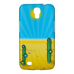 Cactus Samsung Galaxy Mega 6 3  I9200 Hardshell Case by NickGreenaway