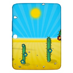 Cactus Samsung Galaxy Tab 3 (10 1 ) P5200 Hardshell Case  by NickGreenaway
