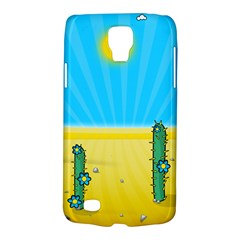 Cactus Samsung Galaxy S4 Active (i9295) Hardshell Case by NickGreenaway