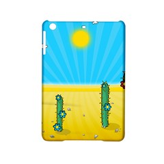 Cactus Apple Ipad Mini 2 Hardshell Case by NickGreenaway