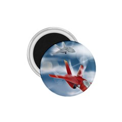 America Jet Fighter Air Force 1 75  Button Magnet by NickGreenaway