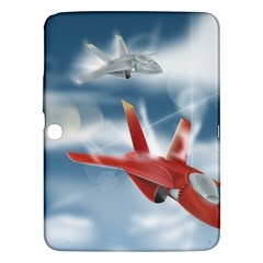 America Jet Fighter Air Force Samsung Galaxy Tab 3 (10 1 ) P5200 Hardshell Case