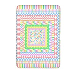 Layered Pastels Samsung Galaxy Tab 2 (10 1 ) P5100 Hardshell Case  by StuffOrSomething