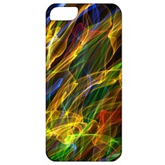 Colourful Flames  Apple Iphone 5 Classic Hardshell Case