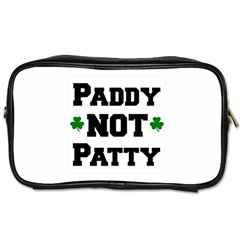 Paddynotpatty Travel Toiletry Bag (one Side) by Shannairl