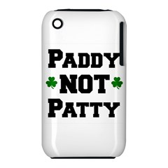 Paddynotpatty Apple Iphone 3g/3gs Hardshell Case (pc+silicone)