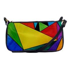 Abstract Evening Bag by Siebenhuehner