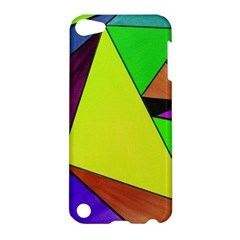 Abstract Apple Ipod Touch 5 Hardshell Case by Siebenhuehner