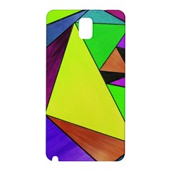 Abstract Samsung Galaxy Note 3 N9005 Hardshell Back Case by Siebenhuehner