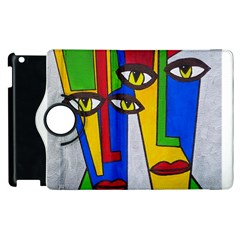 Face Apple Ipad 3/4 Flip 360 Case by Siebenhuehner