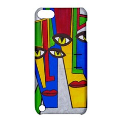 Face Apple Ipod Touch 5 Hardshell Case With Stand by Siebenhuehner