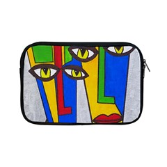 Face Apple Ipad Mini Zippered Sleeve by Siebenhuehner