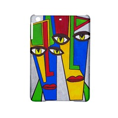 Face Apple Ipad Mini 2 Hardshell Case by Siebenhuehner