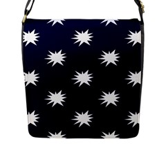 Bursting In Air Flap Closure Messenger Bag (large) by StuffOrSomething
