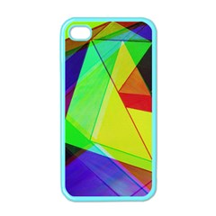 Moderne Apple Iphone 4 Case (color) by Siebenhuehner