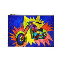Chopper Cosmetic Bag (large) by Siebenhuehner